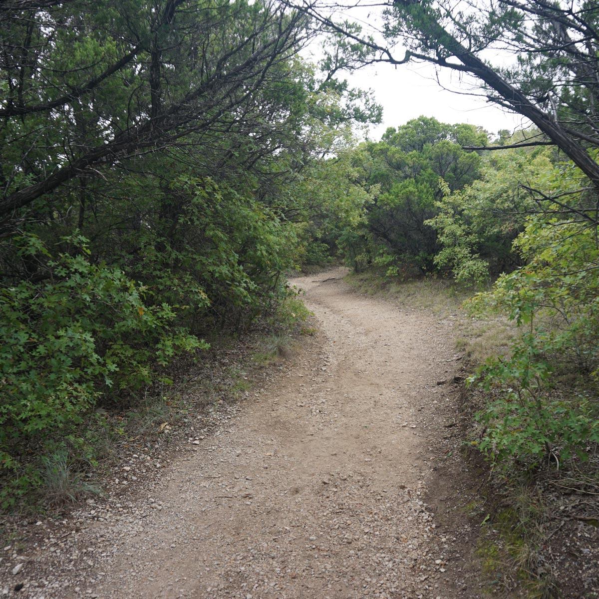 Cleburne_State_Park