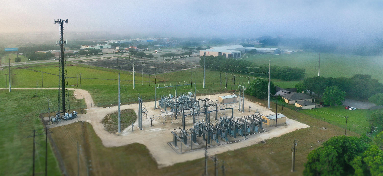 Substation-CellTower_aerial01